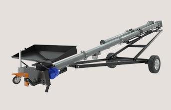 image of Sinfín Eléctrico Sobre Carro Serie Industrial